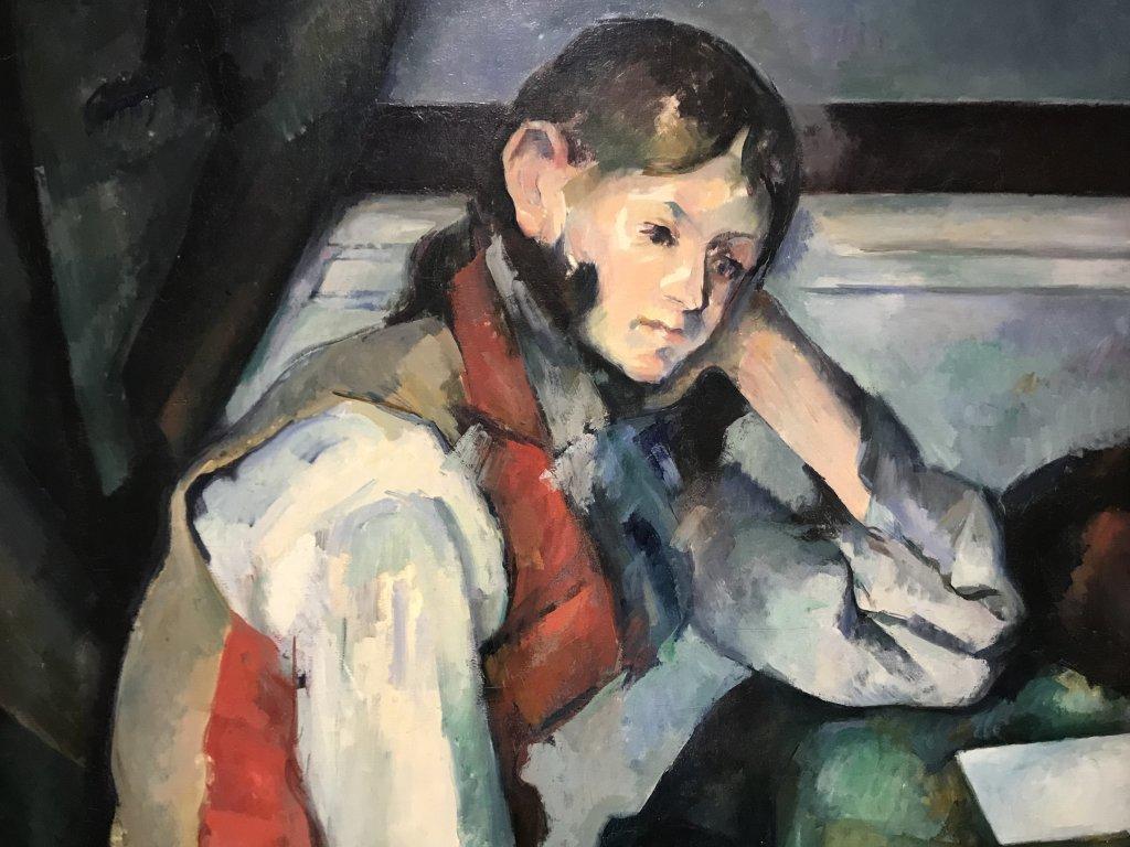 Vue de l'exposition de la Collection Bührle, Musée Maillol, Paris (57)