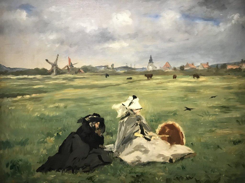 Vue de l'exposition de la Collection Bührle, Musée Maillol, Paris (6)