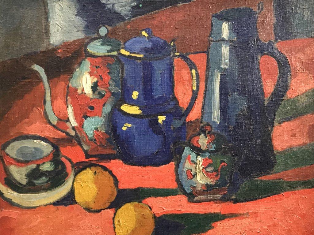 Vue de l'exposition de la Collection Bührle, Musée Maillol, Paris (65)