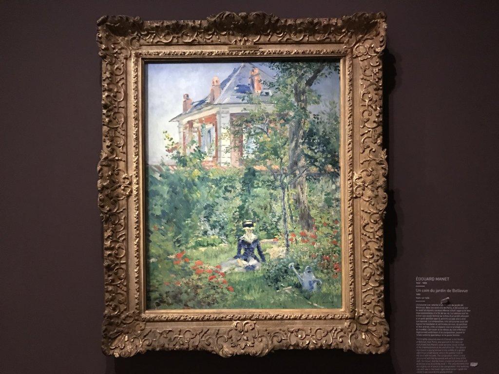 Vue de l'exposition de la Collection Bührle, Musée Maillol, Paris (7)