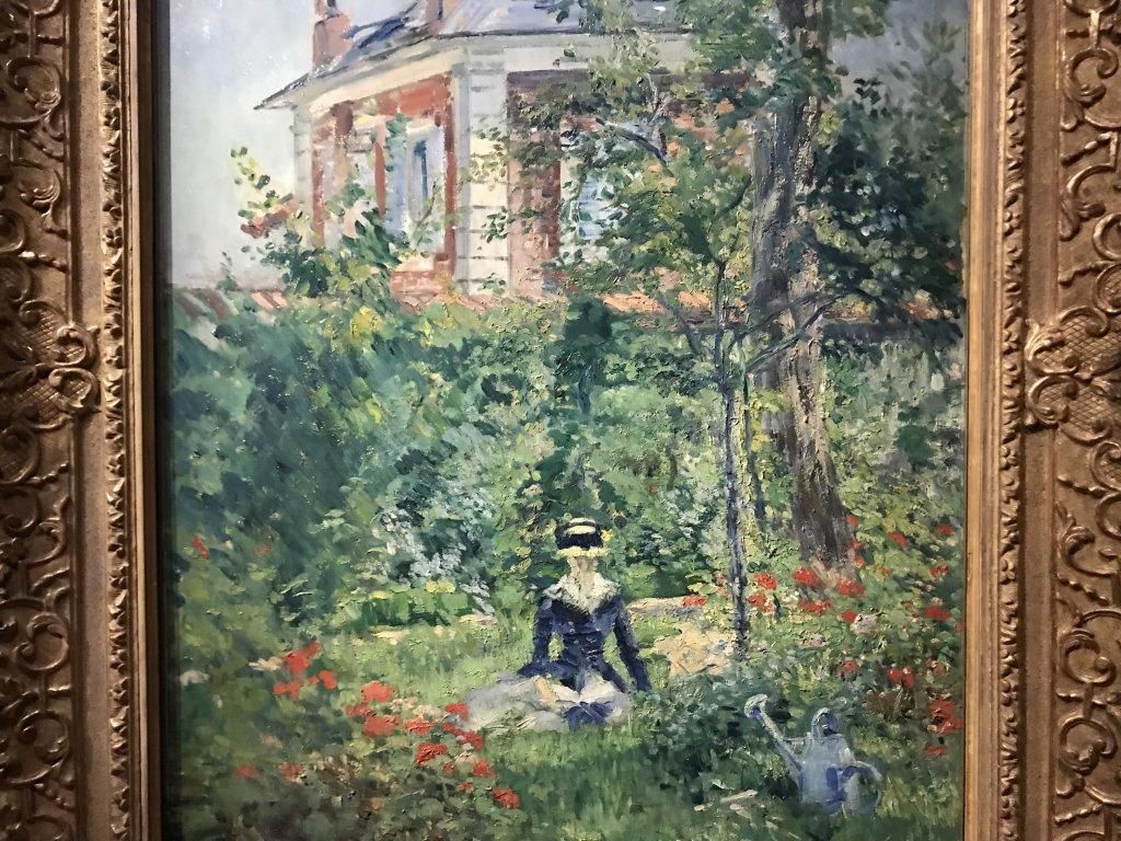 Vue de l'exposition de la Collection Bührle, Musée Maillol, Paris (8)