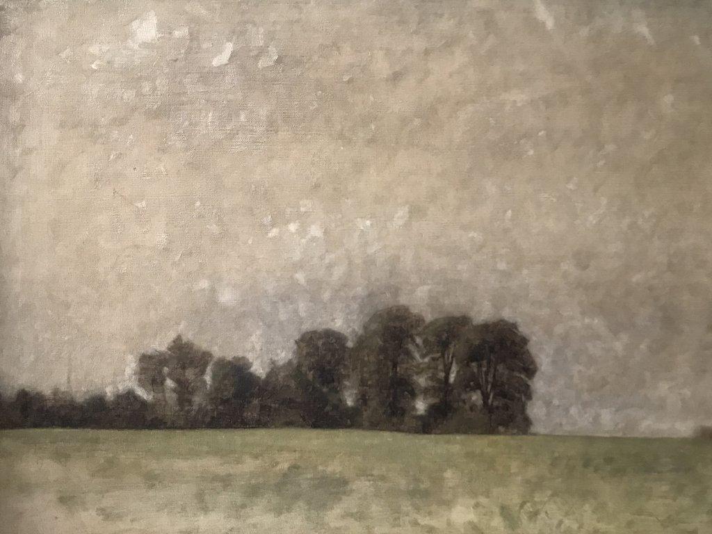 Vue de l'exposition Hammershoi, Musée Jacquemart-André, Paris (10)