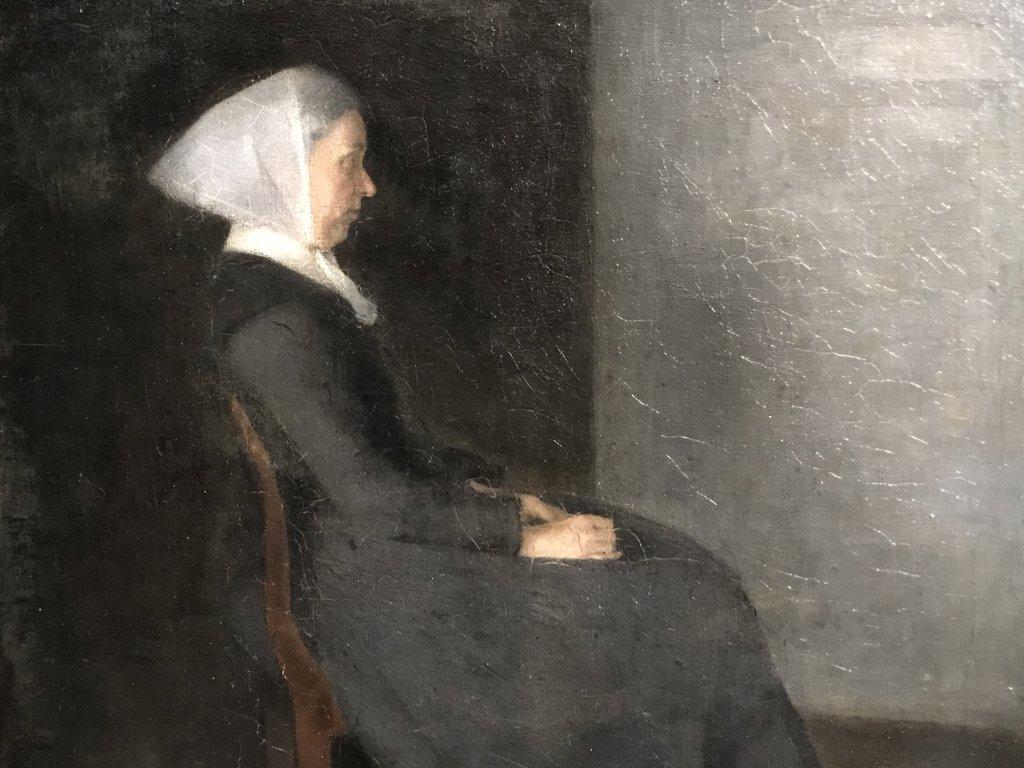 Vue de l'exposition Hammershoi, Musée Jacquemart-André, Paris (25)
