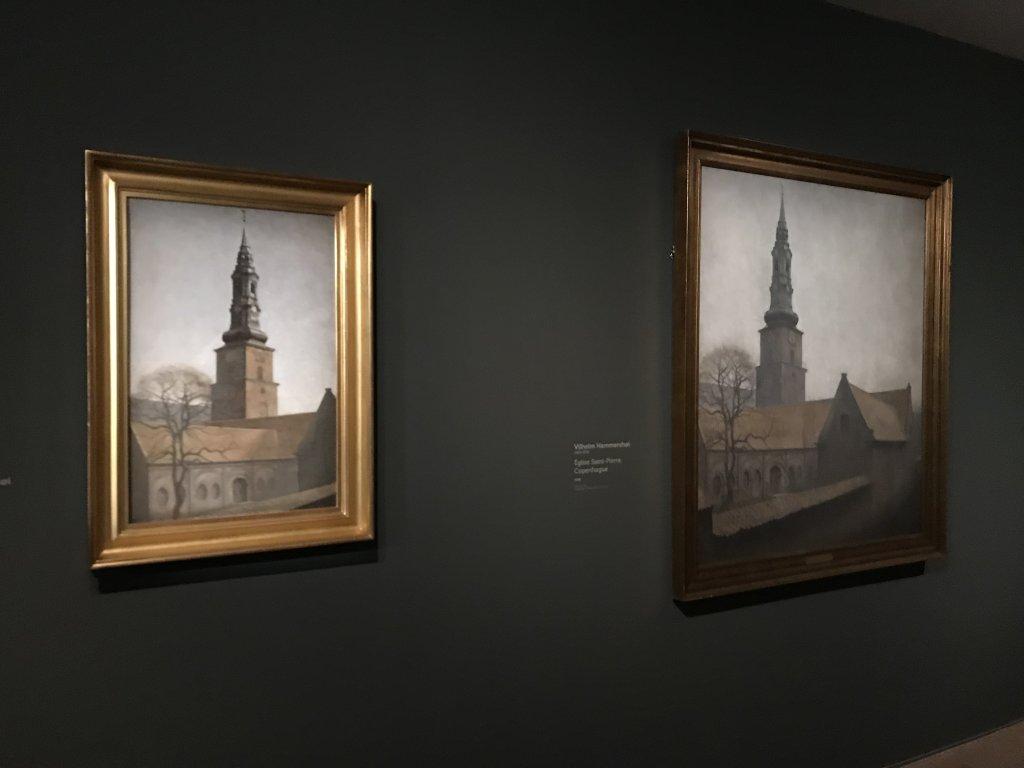 Vue de l'exposition Hammershoi, Musée Jacquemart-André, Paris (26)