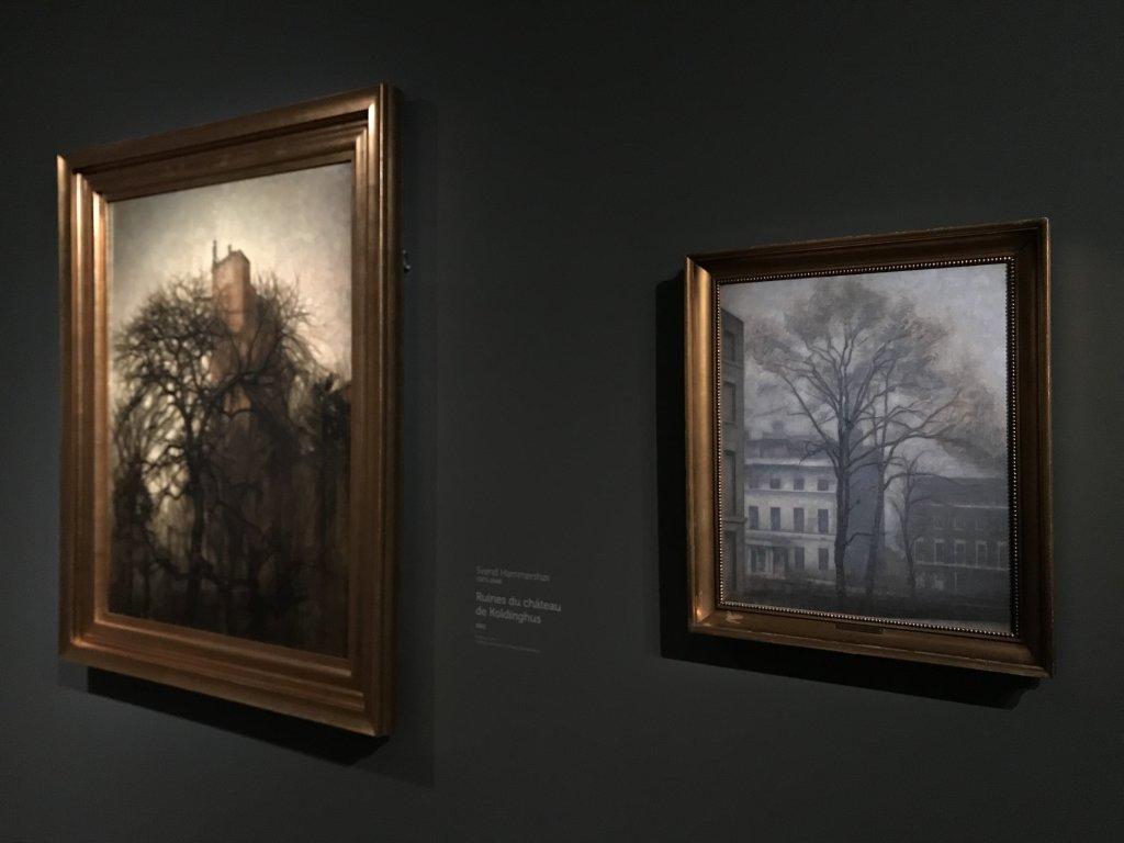Vue de l'exposition Hammershoi, Musée Jacquemart-André, Paris (29)
