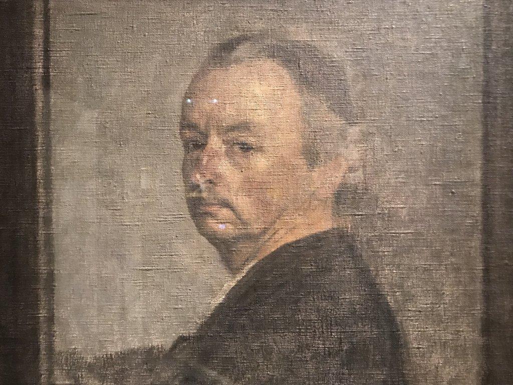 Vue de l'exposition Hammershoi, Musée Jacquemart-André, Paris (40)