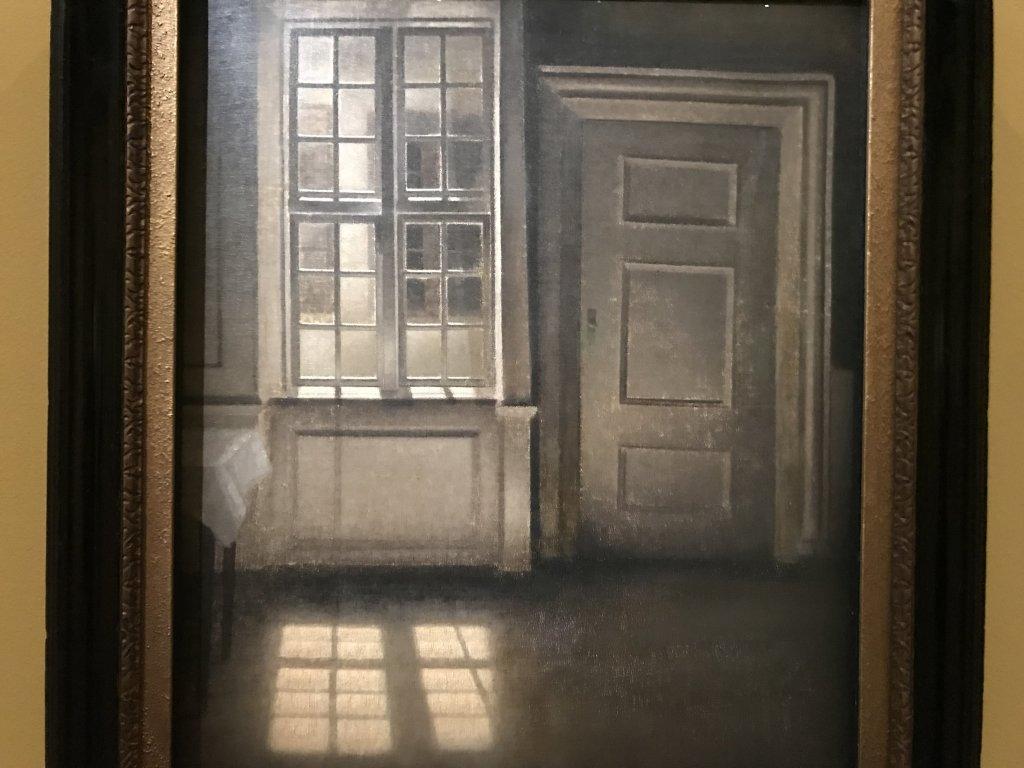 Vue de l'exposition Hammershoi, Musée Jacquemart-André, Paris (49)