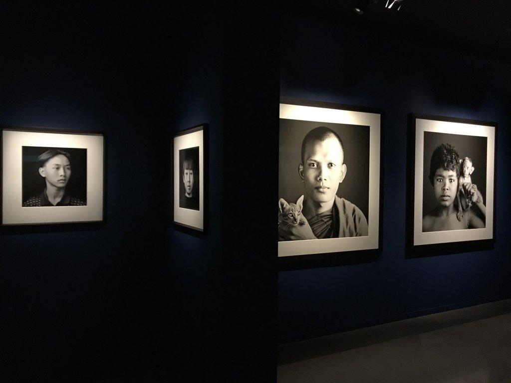 Vue de l'exposition Infinis d'Asie au Musée Guimet à Paris (15)