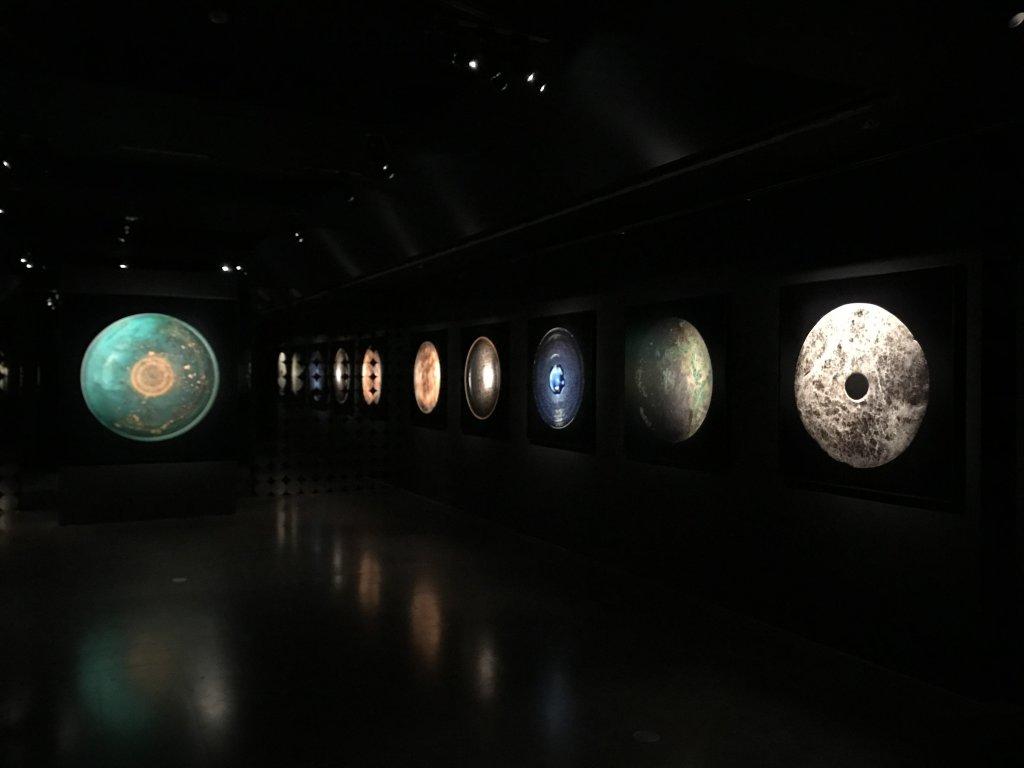 Vue de l'exposition Infinis d'Asie au Musée Guimet à Paris (22)