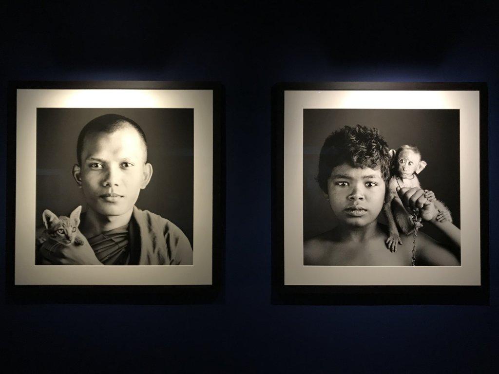 Vue de l'exposition Infinis d'Asie au Musée Guimet à Paris (9)