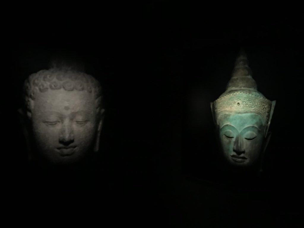 Vue de l'exposition Infinis d'Asie au Musée Guimet, Paris (59)