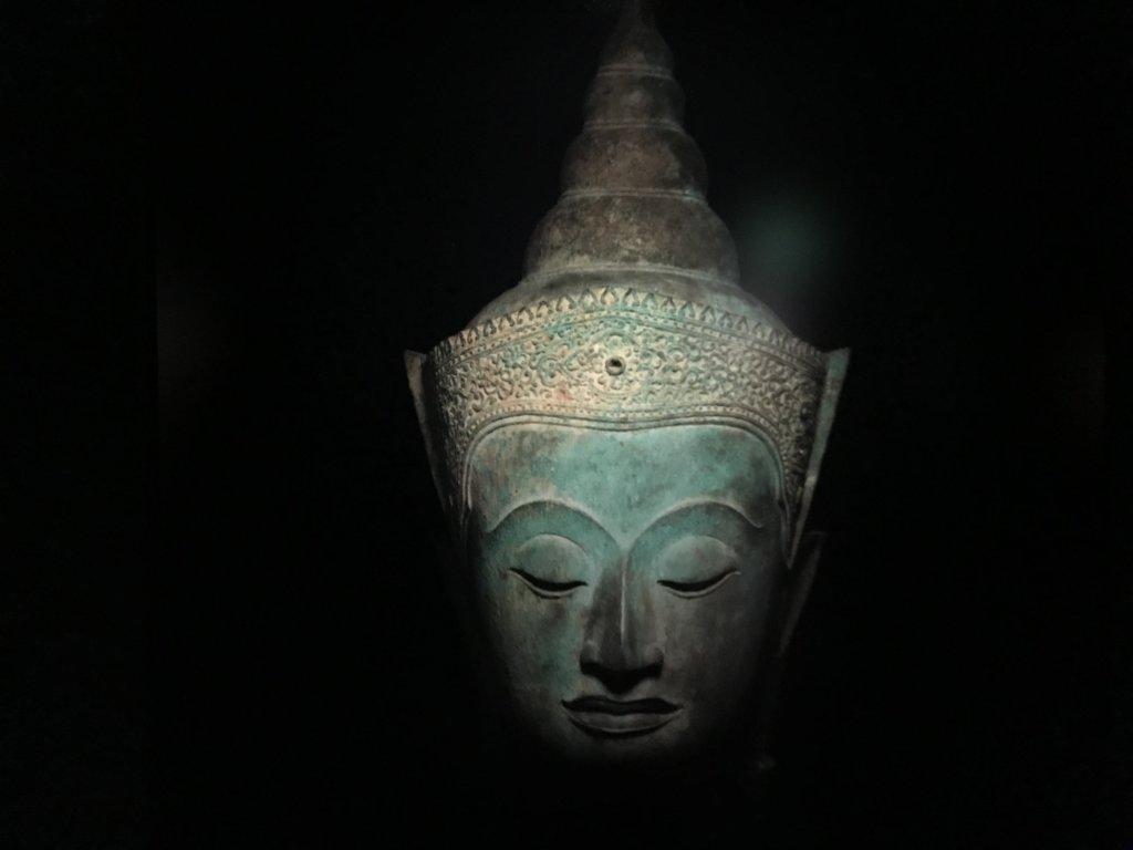 Vue de l'exposition Infinis d'Asie au Musée Guimet, Paris (60)