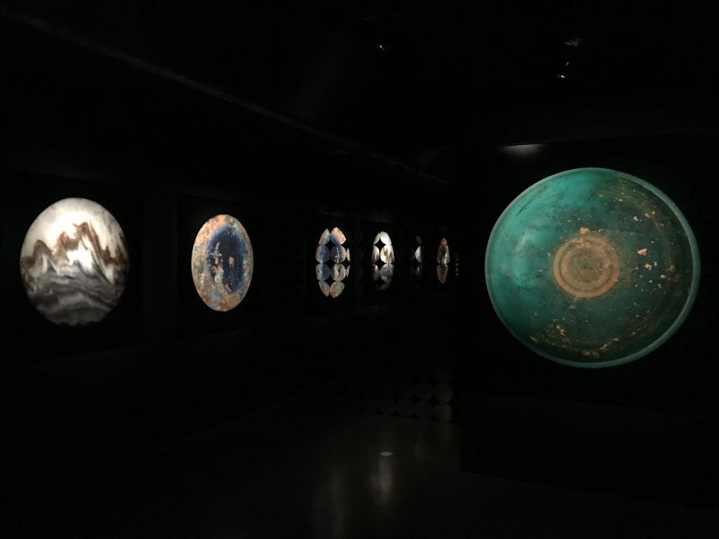 Vue de l'exposition Infinis d'Asie au Musée Guimet, Paris (70)