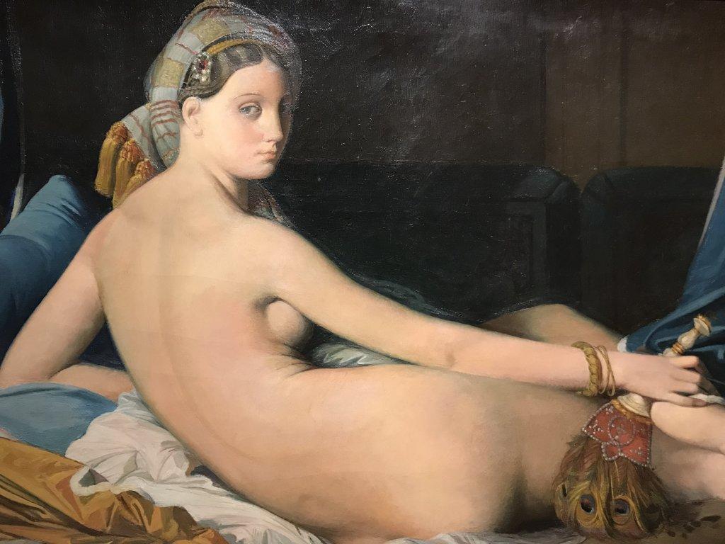 Vue de l'exposition l'Orient des peintres - Musée Marmottan - Paris (1)