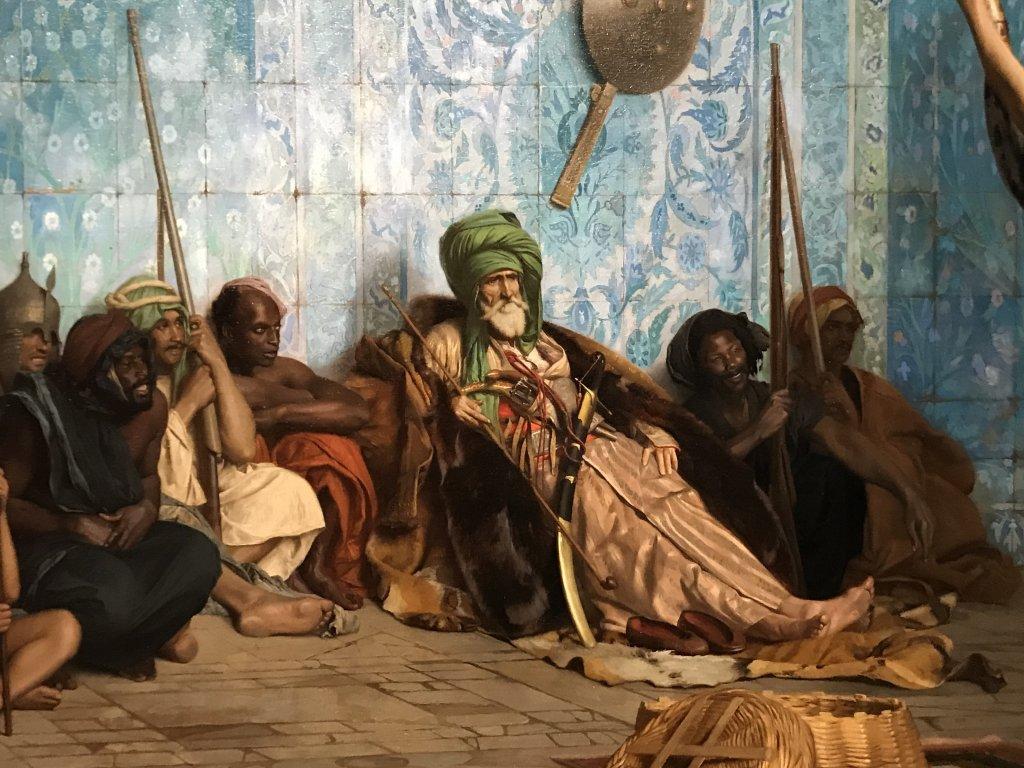 Vue de l'exposition l'Orient des peintres - Musée Marmottan - Paris (10)