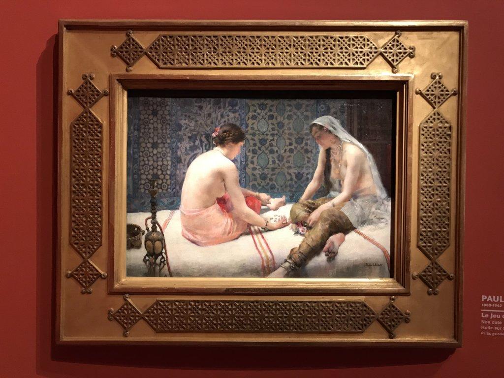 Vue de l'exposition l'Orient des peintres - Musée Marmottan - Paris (11)