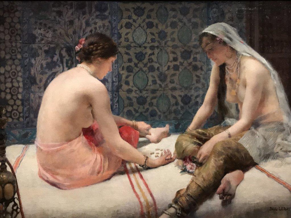 Vue de l'exposition l'Orient des peintres - Musée Marmottan - Paris (12)