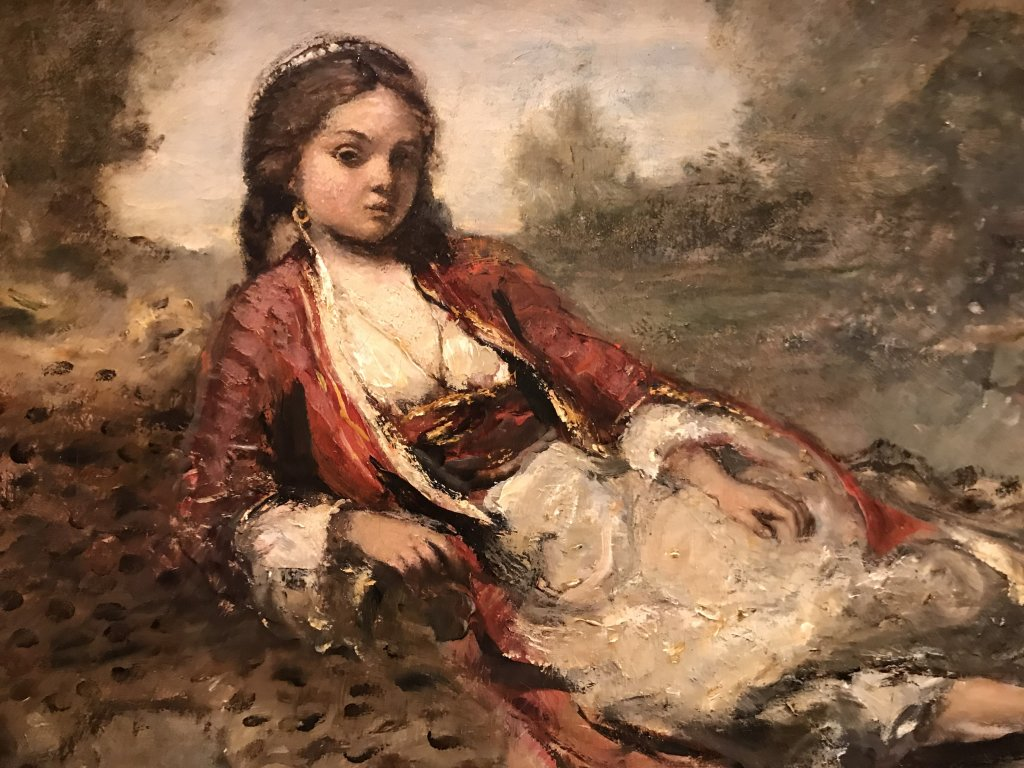 Vue de l'exposition l'Orient des peintres - Musée Marmottan - Paris (13)