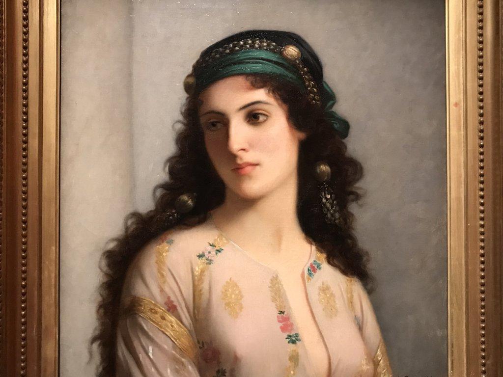 Vue de l'exposition l'Orient des peintres - Musée Marmottan - Paris (18)