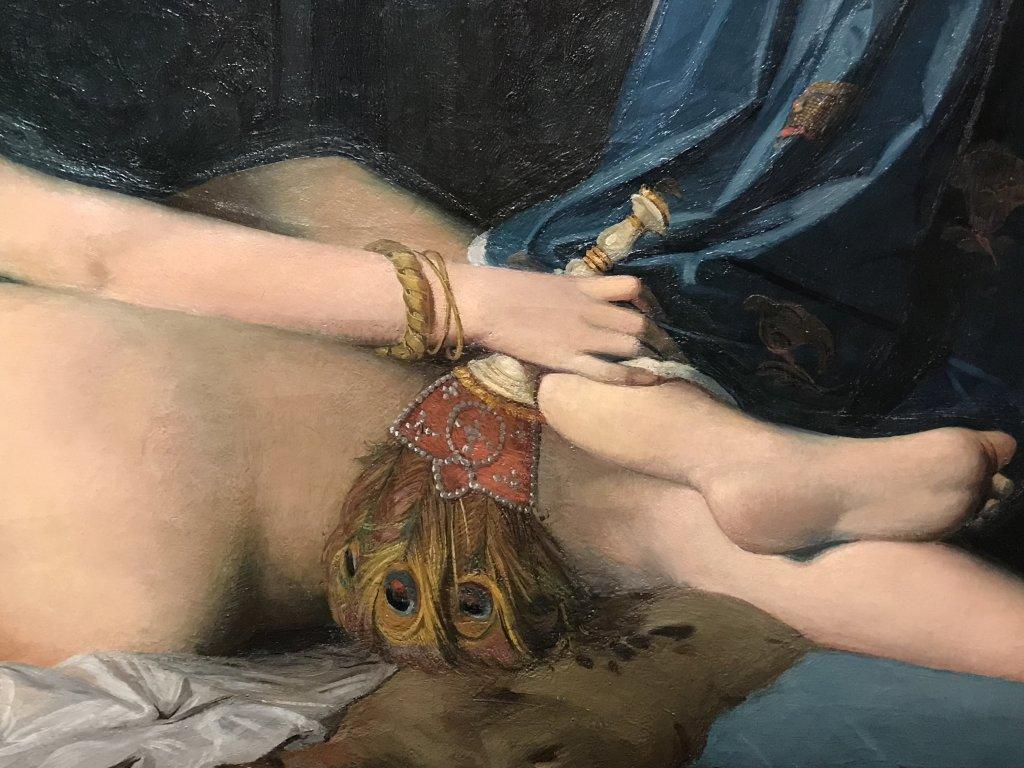 Vue de l'exposition l'Orient des peintres - Musée Marmottan - Paris (2)