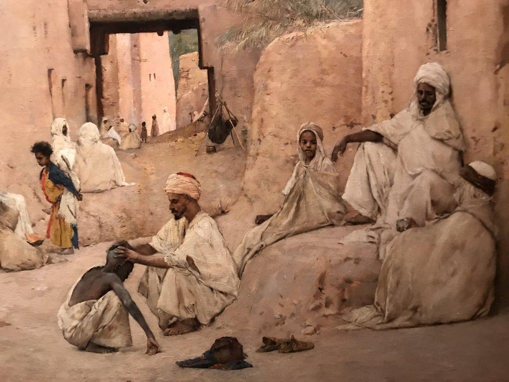 Vue de l'exposition l'Orient des peintres - Musée Marmottan - Paris (21)