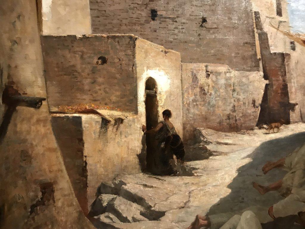 Vue de l'exposition l'Orient des peintres - Musée Marmottan - Paris (22)
