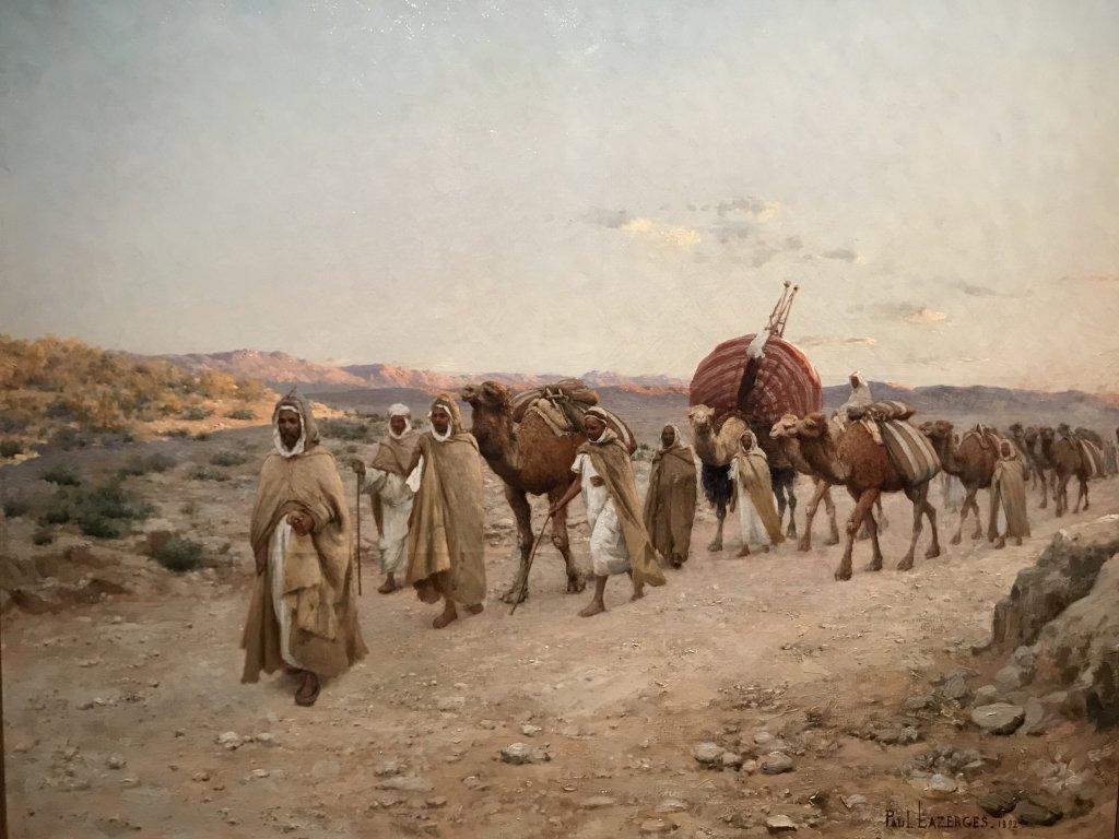 Vue de l'exposition l'Orient des peintres - Musée Marmottan - Paris (23)