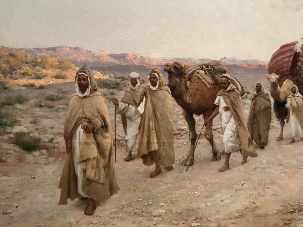 Vue de l'exposition l'Orient des peintres - Musée Marmottan - Paris (24)
