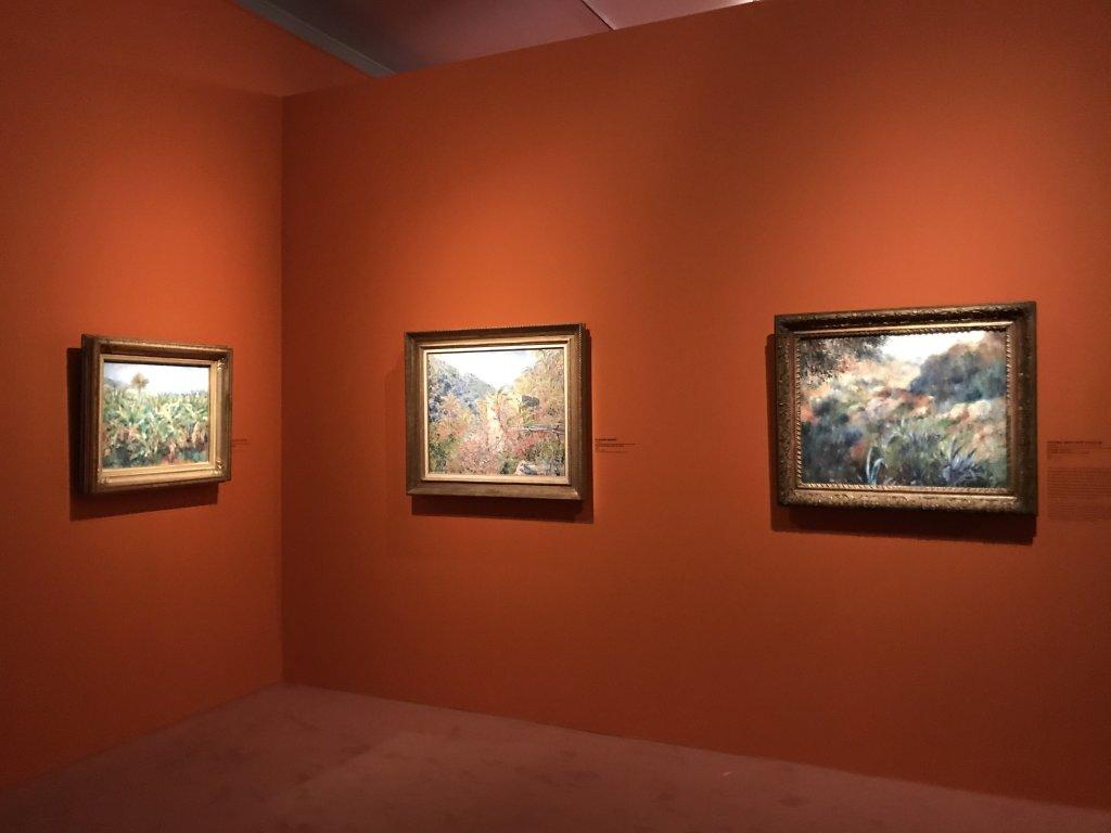 Vue de l'exposition l'Orient des peintres - Musée Marmottan - Paris (25)