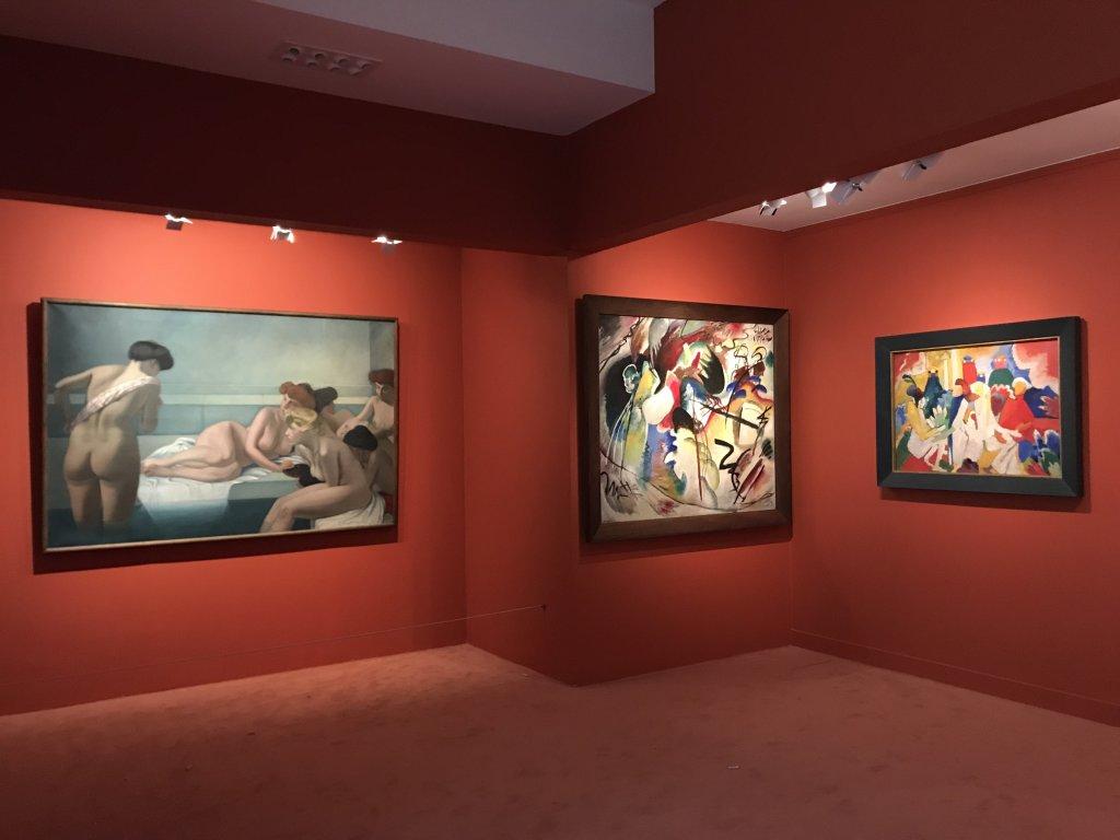 Vue de l'exposition l'Orient des peintres - Musée Marmottan - Paris (31)