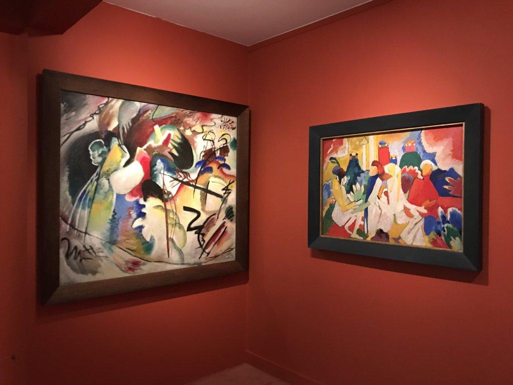 Vue de l'exposition l'Orient des peintres - Musée Marmottan - Paris (32)