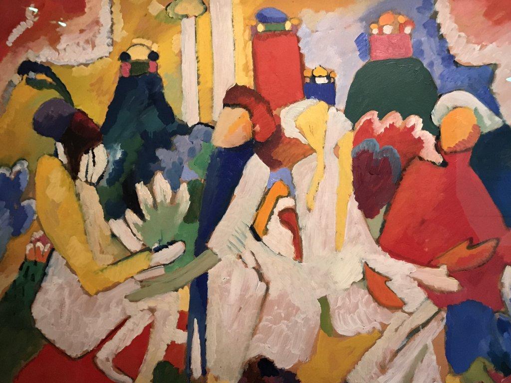 Vue de l'exposition l'Orient des peintres - Musée Marmottan - Paris (35)