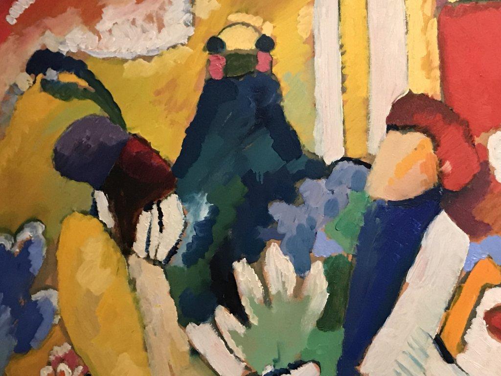 Vue de l'exposition l'Orient des peintres - Musée Marmottan - Paris (36)