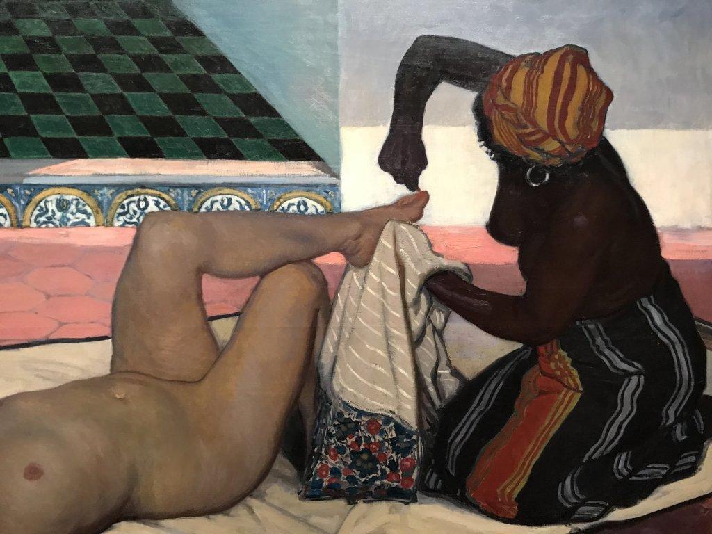 Vue de l'exposition l'Orient des peintres - Musée Marmottan - Paris (38)