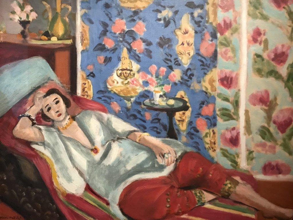 Vue de l'exposition l'Orient des peintres - Musée Marmottan - Paris (40)