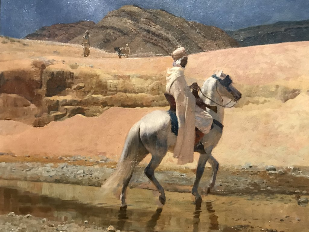 Vue de l'exposition l'Orient des peintres - Musée Marmottan - Paris (42)
