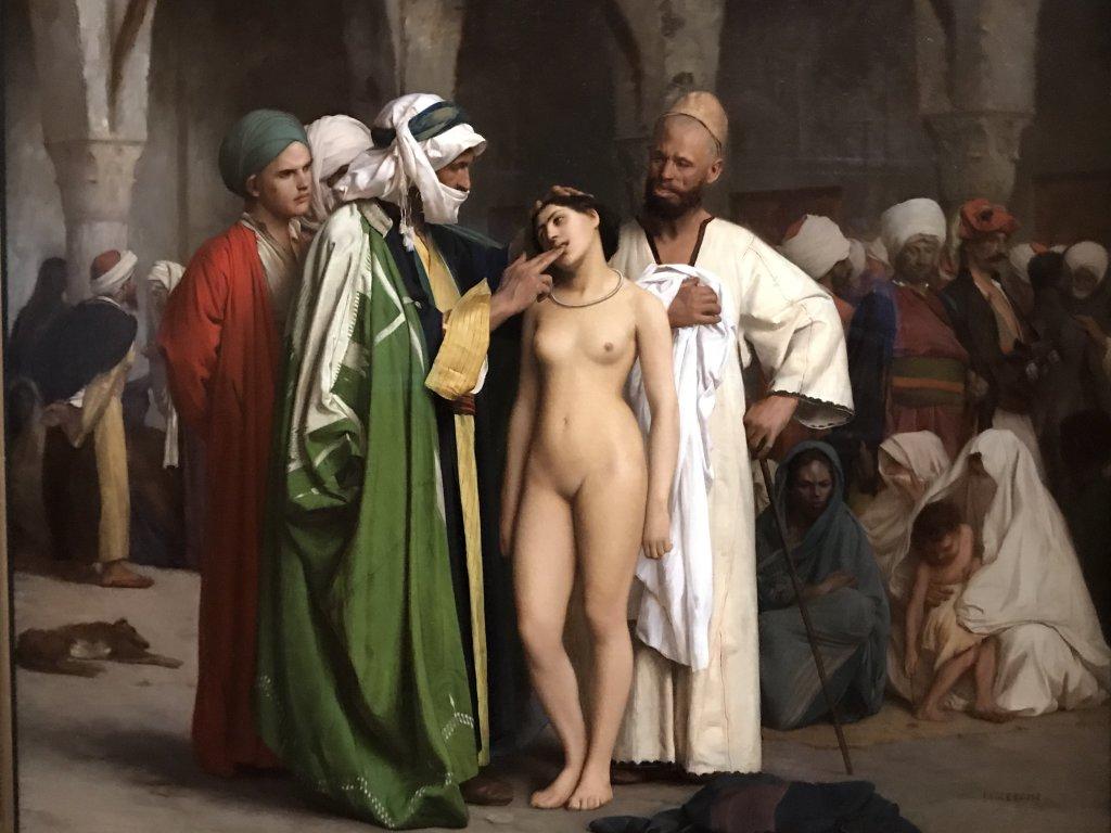 Vue de l'exposition l'Orient des peintres - Musée Marmottan - Paris (43)
