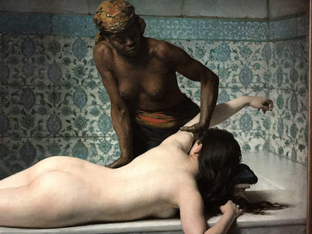 Vue de l'exposition l'Orient des peintres - Musée Marmottan - Paris (7)