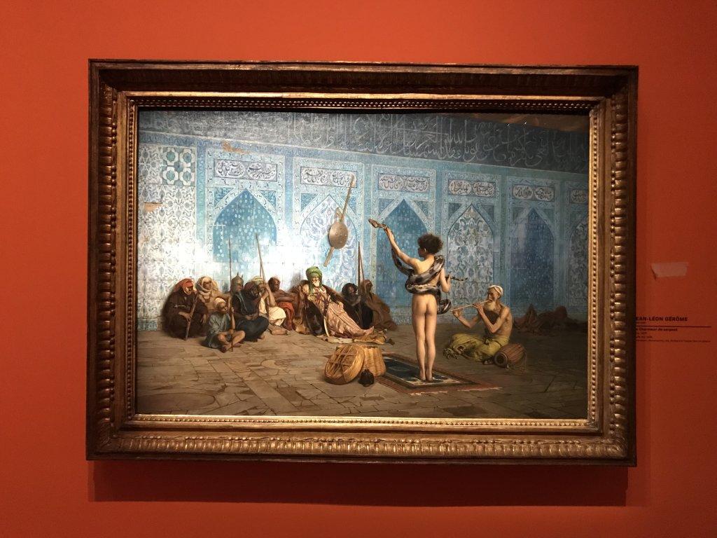 Vue de l'exposition l'Orient des peintres - Musée Marmottan - Paris (8)