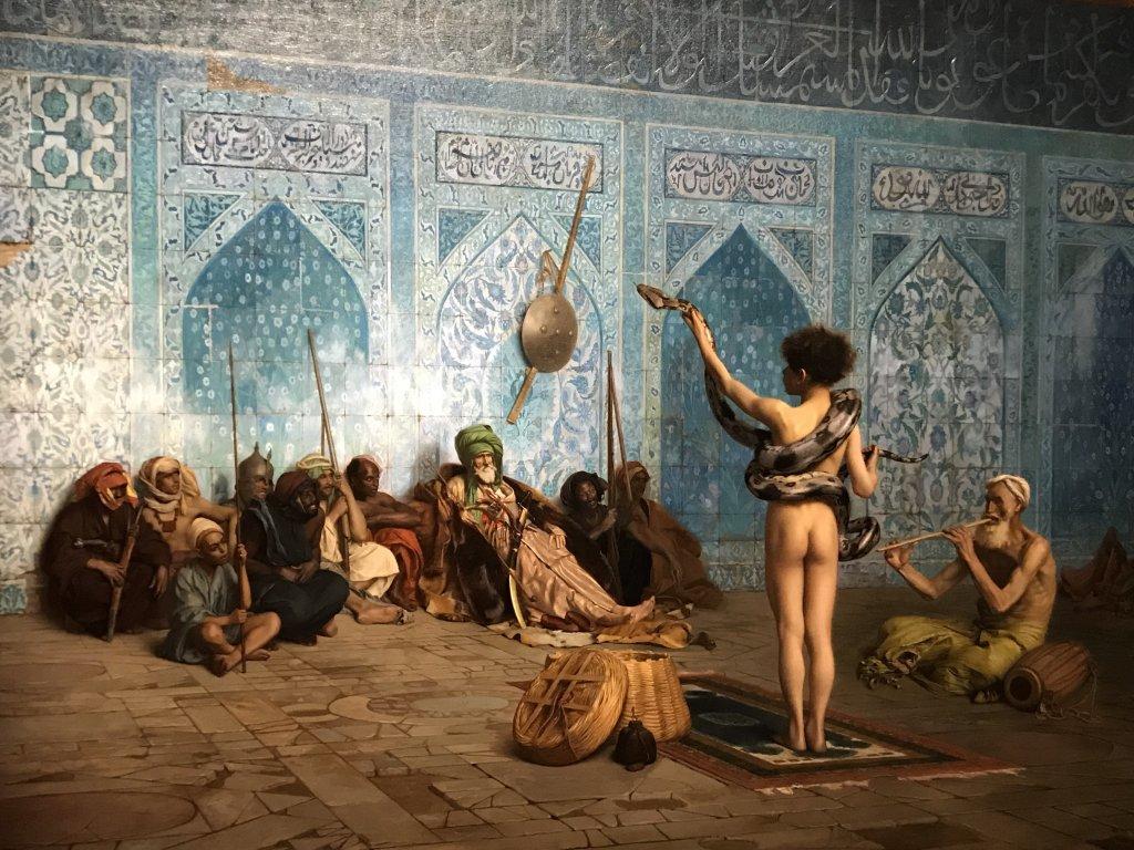 Vue de l'exposition l'Orient des peintres - Musée Marmottan - Paris (9)