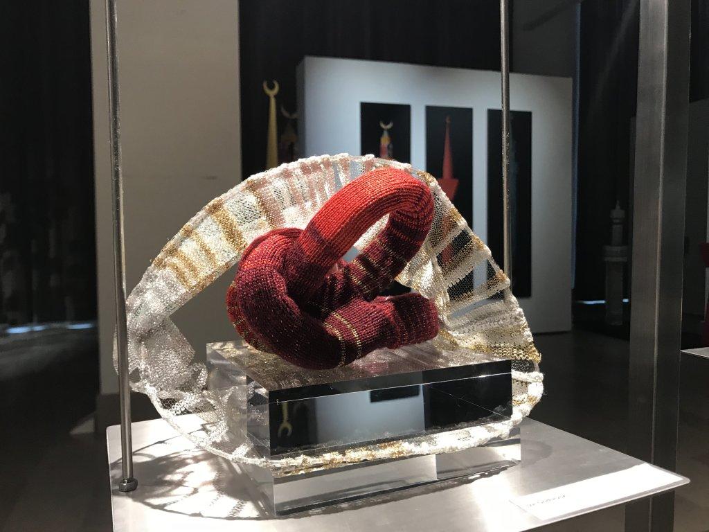 Vue de l'exposition Miniartextil 2019 Le Beffroi, Montrouge (21)