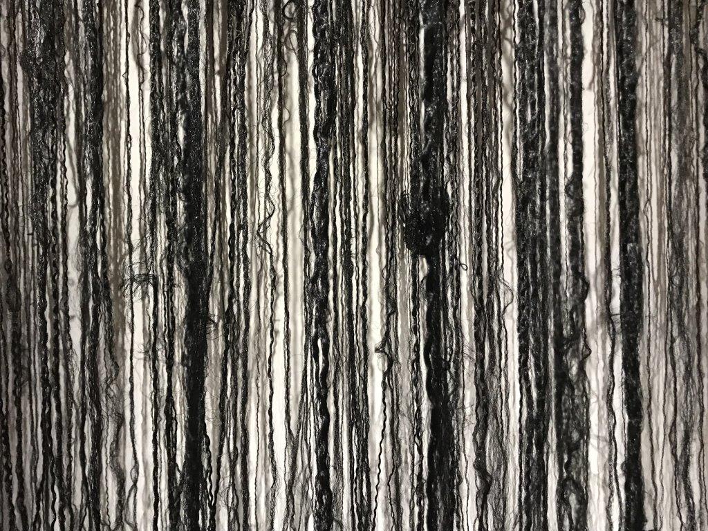 Vue de l'exposition Miniartextil 2019 Le Beffroi, Montrouge (40)
