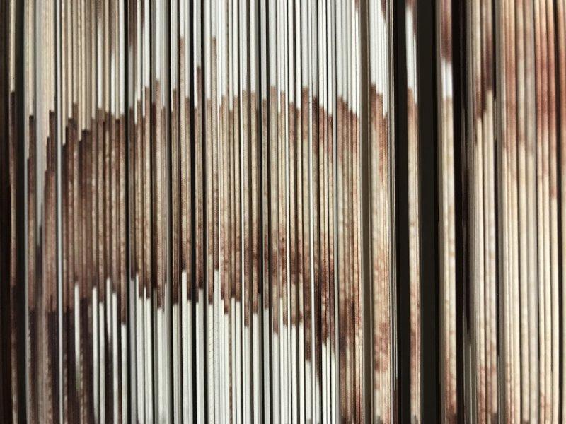 Vue de l'exposition Miniartextil 2019 Le Beffroi, Montrouge (45)