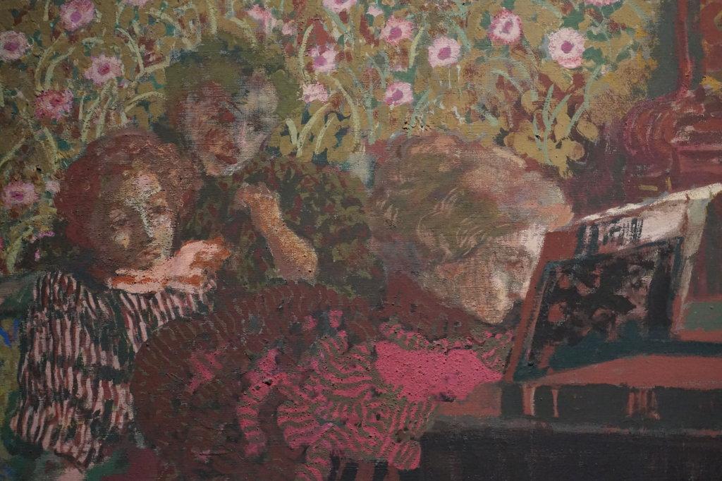 Vue de l'exposition Nabis au Musée du Luxembourg Paris (11)