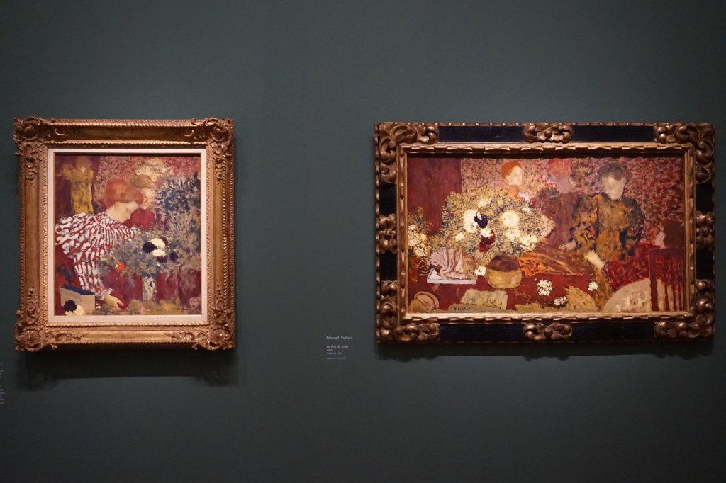 Vue de l'exposition Nabis au Musée du Luxembourg Paris (13)