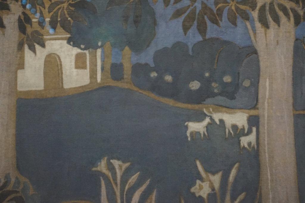 Vue de l'exposition Nabis au Musée du Luxembourg Paris (19)