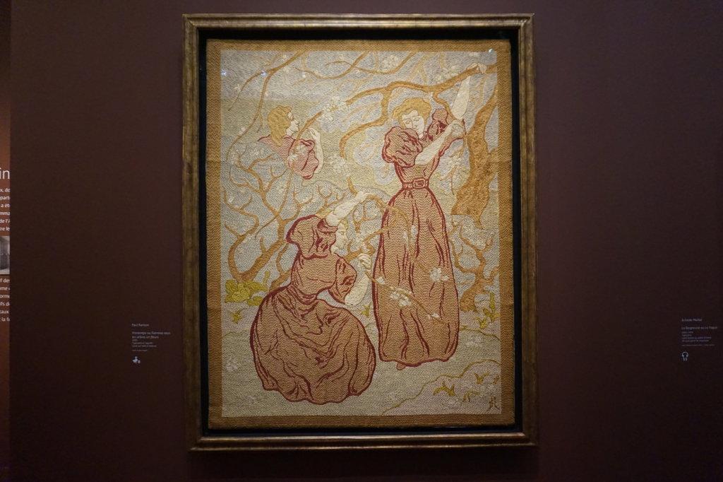 Vue de l'exposition Nabis au Musée du Luxembourg Paris (21)