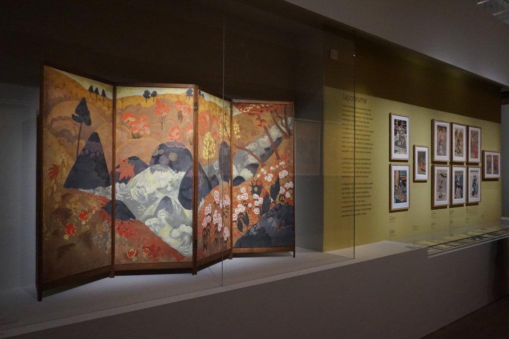 Vue de l'exposition Nabis au Musée du Luxembourg Paris (24)