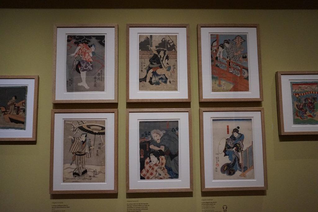 Vue de l'exposition Nabis au Musée du Luxembourg Paris (25)