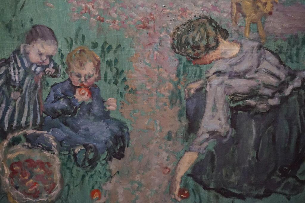 Vue de l'exposition Nabis au Musée du Luxembourg Paris (57)